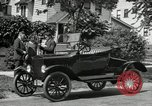 Image of Ford Model T car United States USA, 1922, second 16 stock footage video 65675031977
