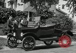 Image of Ford Model T car United States USA, 1922, second 18 stock footage video 65675031977
