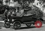 Image of Ford Model T car United States USA, 1922, second 19 stock footage video 65675031977