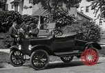 Image of Ford Model T car United States USA, 1922, second 20 stock footage video 65675031977