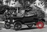 Image of Ford Model T car United States USA, 1922, second 24 stock footage video 65675031977