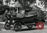 Image of Ford Model T car United States USA, 1922, second 25 stock footage video 65675031977