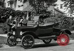 Image of Ford Model T car United States USA, 1922, second 28 stock footage video 65675031977