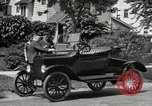 Image of Ford Model T car United States USA, 1922, second 30 stock footage video 65675031977