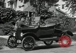 Image of Ford Model T car United States USA, 1922, second 31 stock footage video 65675031977