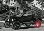 Image of Ford Model T car United States USA, 1922, second 32 stock footage video 65675031977