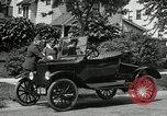 Image of Ford Model T car United States USA, 1922, second 33 stock footage video 65675031977
