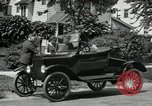 Image of Ford Model T car United States USA, 1922, second 34 stock footage video 65675031977