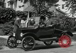 Image of Ford Model T car United States USA, 1922, second 35 stock footage video 65675031977