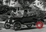 Image of Ford Model T car United States USA, 1922, second 36 stock footage video 65675031977