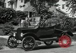 Image of Ford Model T car United States USA, 1922, second 37 stock footage video 65675031977
