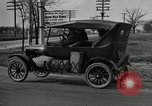 Image of Ford Model T Michigan United States USA, 1925, second 47 stock footage video 65675031978