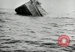 Image of Single funnel freighter sinking United States USA, 1919, second 11 stock footage video 65675031981