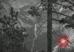 Image of Yosemite National Park California United States USA, 1920, second 20 stock footage video 65675031987