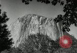 Image of Yosemite National Park California United States USA, 1920, second 61 stock footage video 65675031987