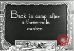 Image of camping party Maryland United States USA, 1921, second 6 stock footage video 65675031991