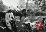 Image of camping party Maryland United States USA, 1921, second 8 stock footage video 65675031991