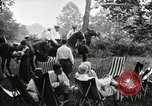 Image of camping party Maryland United States USA, 1921, second 12 stock footage video 65675031991
