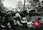 Image of camping party Maryland United States USA, 1921, second 14 stock footage video 65675031991