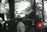 Image of camping party Maryland United States USA, 1921, second 17 stock footage video 65675031991