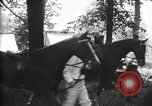 Image of camping party Maryland United States USA, 1921, second 26 stock footage video 65675031991