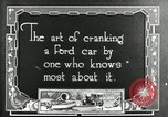 Image of Henry Ford Maryland United States USA, 1921, second 5 stock footage video 65675031993
