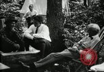 Image of group camping Maryland United States USA, 1921, second 17 stock footage video 65675032002