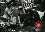 Image of group camping Maryland United States USA, 1921, second 41 stock footage video 65675032002