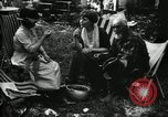 Image of group camping Maryland United States USA, 1921, second 50 stock footage video 65675032002