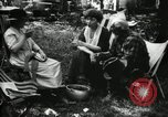 Image of group camping Maryland United States USA, 1921, second 57 stock footage video 65675032002