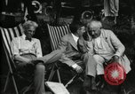 Image of group camping Maryland United States USA, 1921, second 13 stock footage video 65675032003