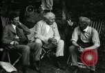 Image of group camping Maryland United States USA, 1921, second 40 stock footage video 65675032003