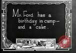Image of group camping Maryland United States USA, 1921, second 7 stock footage video 65675032006