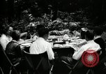 Image of group camping Maryland United States USA, 1921, second 11 stock footage video 65675032006
