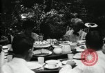 Image of group camping Maryland United States USA, 1921, second 19 stock footage video 65675032006