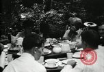 Image of group camping Maryland United States USA, 1921, second 20 stock footage video 65675032006