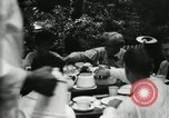 Image of group camping Maryland United States USA, 1921, second 23 stock footage video 65675032006