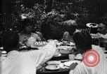 Image of group camping Maryland United States USA, 1921, second 24 stock footage video 65675032006