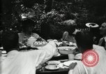 Image of group camping Maryland United States USA, 1921, second 25 stock footage video 65675032006