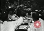 Image of group camping Maryland United States USA, 1921, second 26 stock footage video 65675032006