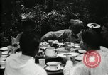 Image of group camping Maryland United States USA, 1921, second 31 stock footage video 65675032006