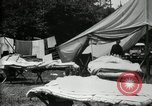 Image of group camping Maryland United States USA, 1921, second 11 stock footage video 65675032008