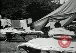 Image of group camping Maryland United States USA, 1921, second 12 stock footage video 65675032008