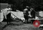 Image of group camping Maryland United States USA, 1921, second 39 stock footage video 65675032008