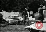 Image of group camping Maryland United States USA, 1921, second 46 stock footage video 65675032008