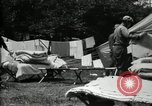 Image of group camping Maryland United States USA, 1921, second 47 stock footage video 65675032008