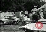 Image of group camping Maryland United States USA, 1921, second 49 stock footage video 65675032008