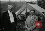 Image of group camping Maryland United States USA, 1921, second 62 stock footage video 65675032008
