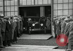 Image of Ford Model A car Detroit Michigan USA, 1927, second 12 stock footage video 65675032012
