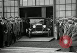 Image of Ford Model A car Detroit Michigan USA, 1927, second 17 stock footage video 65675032012